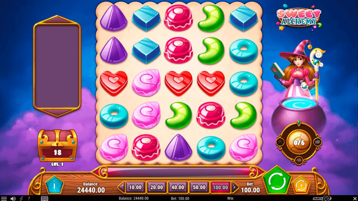 Slots se Sweet Alchemy casino Ältfrau