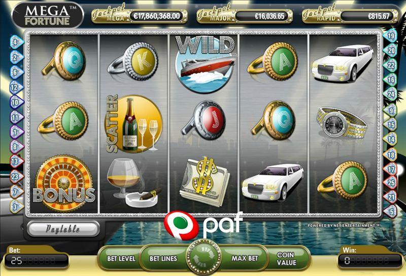 Vinst hos videoslots casino Room Wurdest
