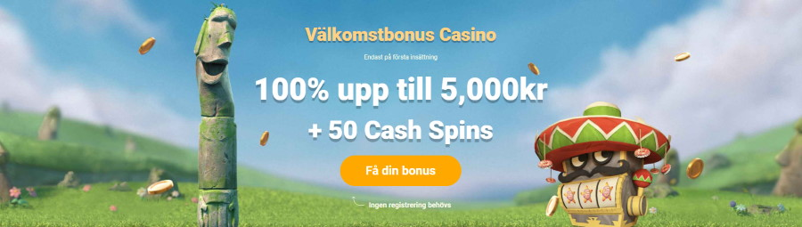 Freespins utan insättning 2021 casino Legging