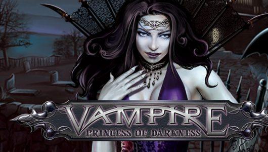 Cash Drop Vampire Princess Check