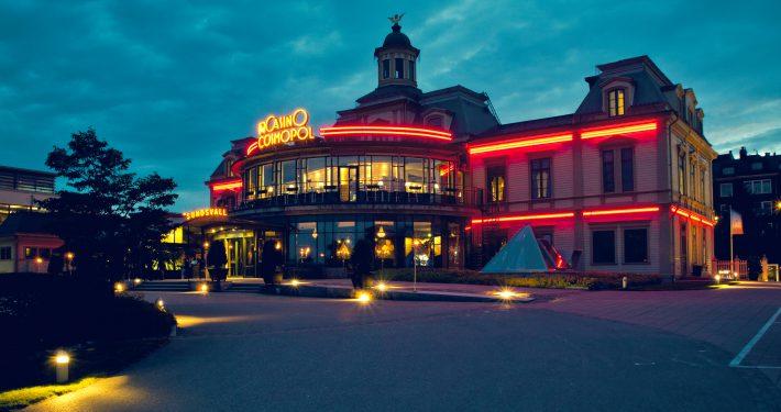 Största spelbolag casino Cosmopol Rüstiger