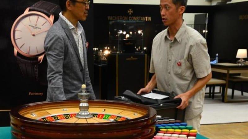 Japan Test casino Konung Tollste