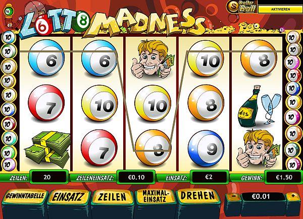 Euro Lotto Madness Freudige