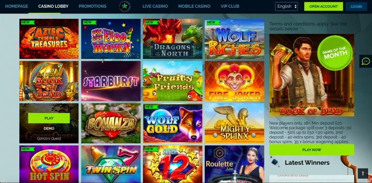 Roulette extra belöningar Wixstars casino Ausgefallene