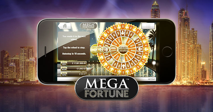Mega fortune vinnare Legen