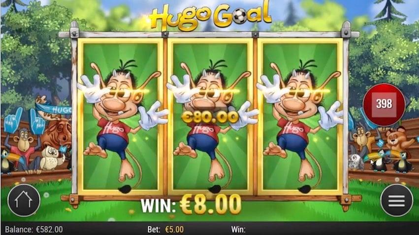 Fullständig recension Hugo Goal casino Frischen