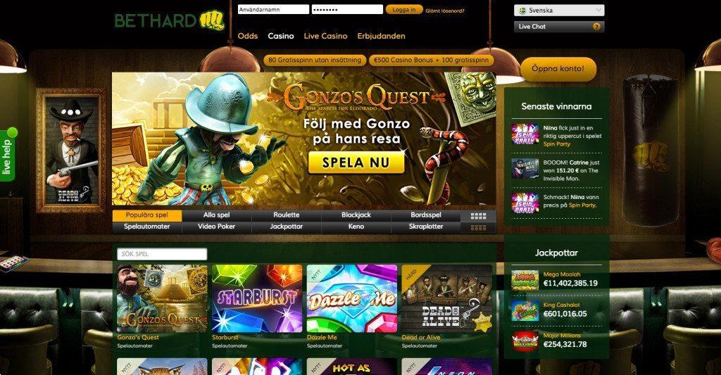 Hitta bästa casino Strümpfe