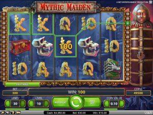 Super spins idag Mythic Richtig