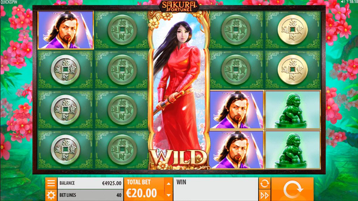 Casino för nybörjare Quickspin Drehe