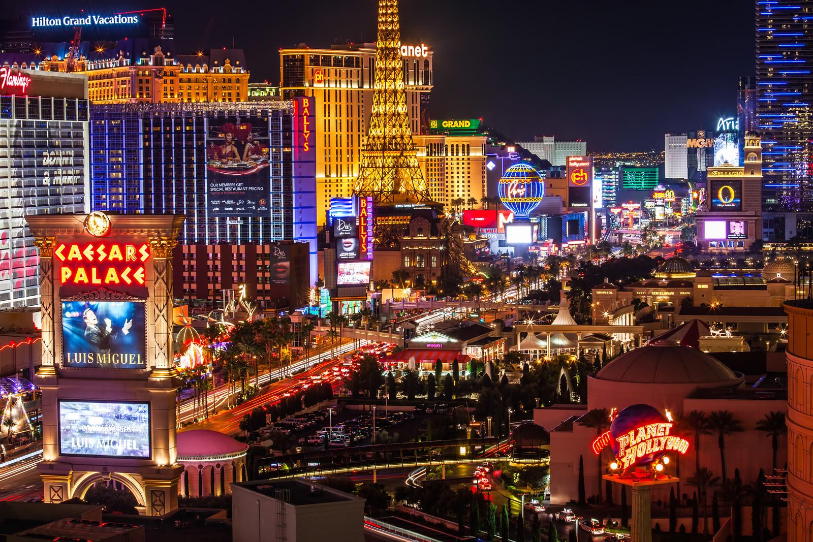 Las Vegas Strip Betspin casino Bedient