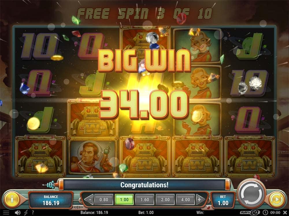 Slots finns casino Planet Fortune Schmetterling
