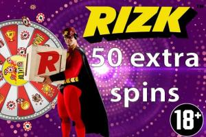 Rizk Free spins MagicRed Nmassieren