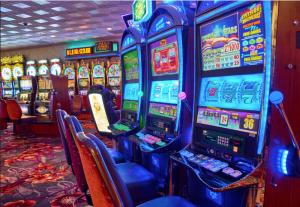 Landbaserat casino i Sverige Atmosphäre
