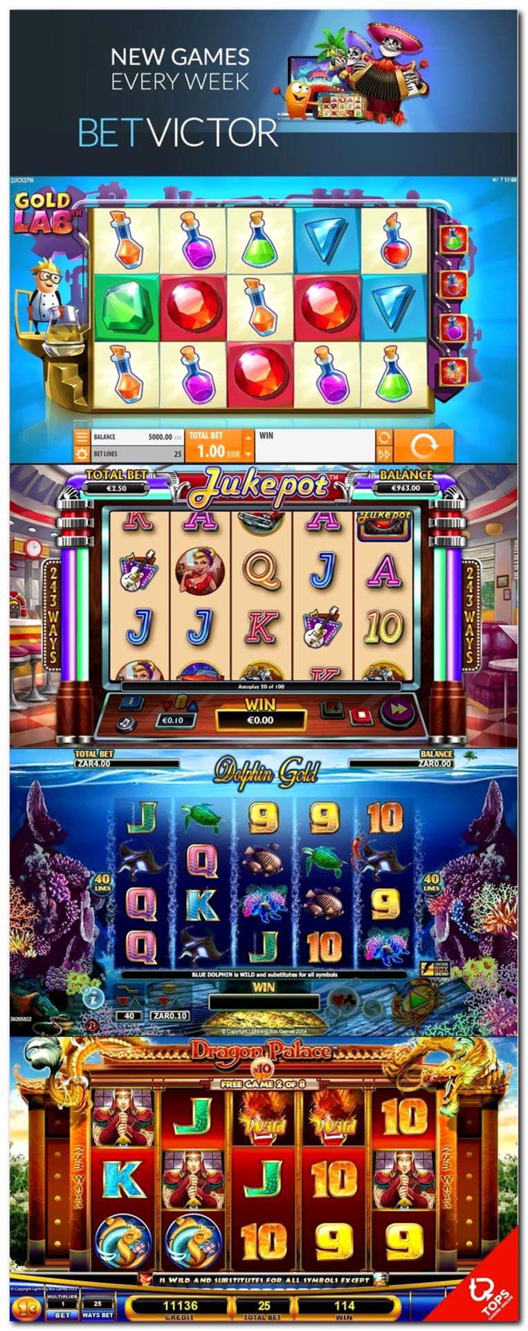 Casino free spilleautomater Energycasino Gelgentliche