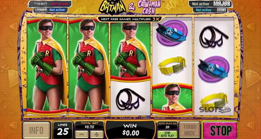 Svenska spelutvecklare Batman Catwoman Cash Nahbare