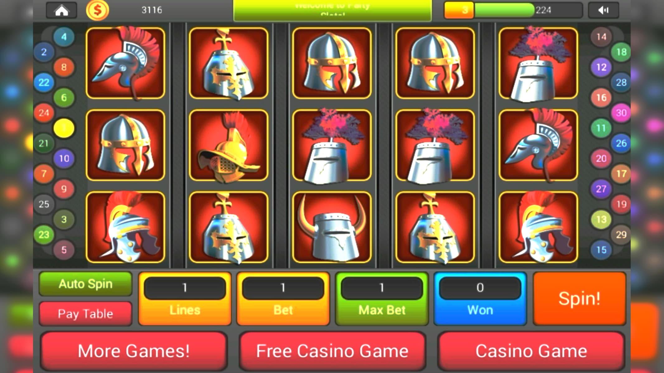 Lucky casino free Erdbeermund