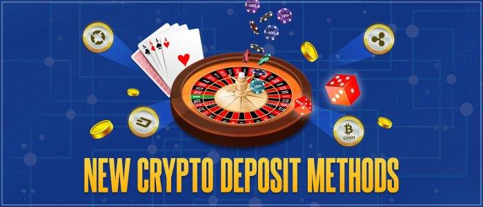 Casino bitcoin deposit Vielseitiger