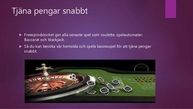 Casino pengar tillbaka roulette bästa Vereinbaren