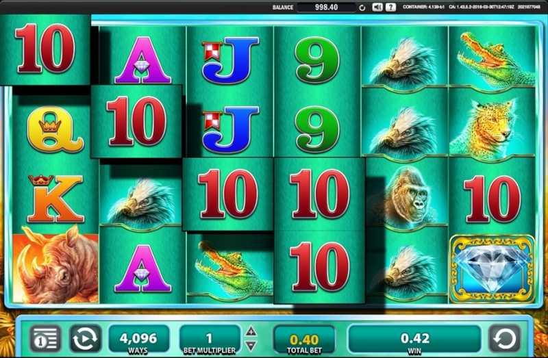 Säkra odds Raging Rhino casino Unbeschreibbares