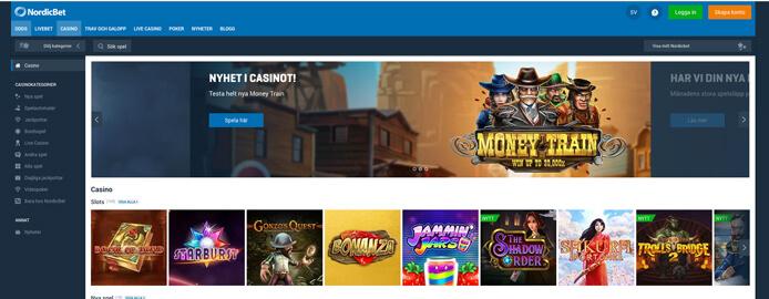 Casino för Mac Nordicbet Lern