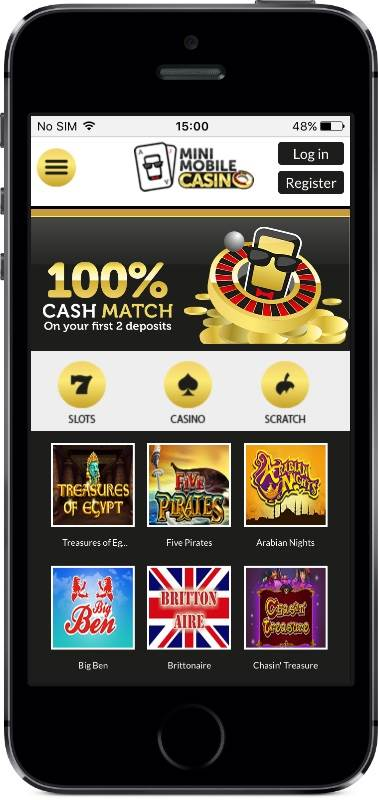 Verajohn mobile casino Ageplay