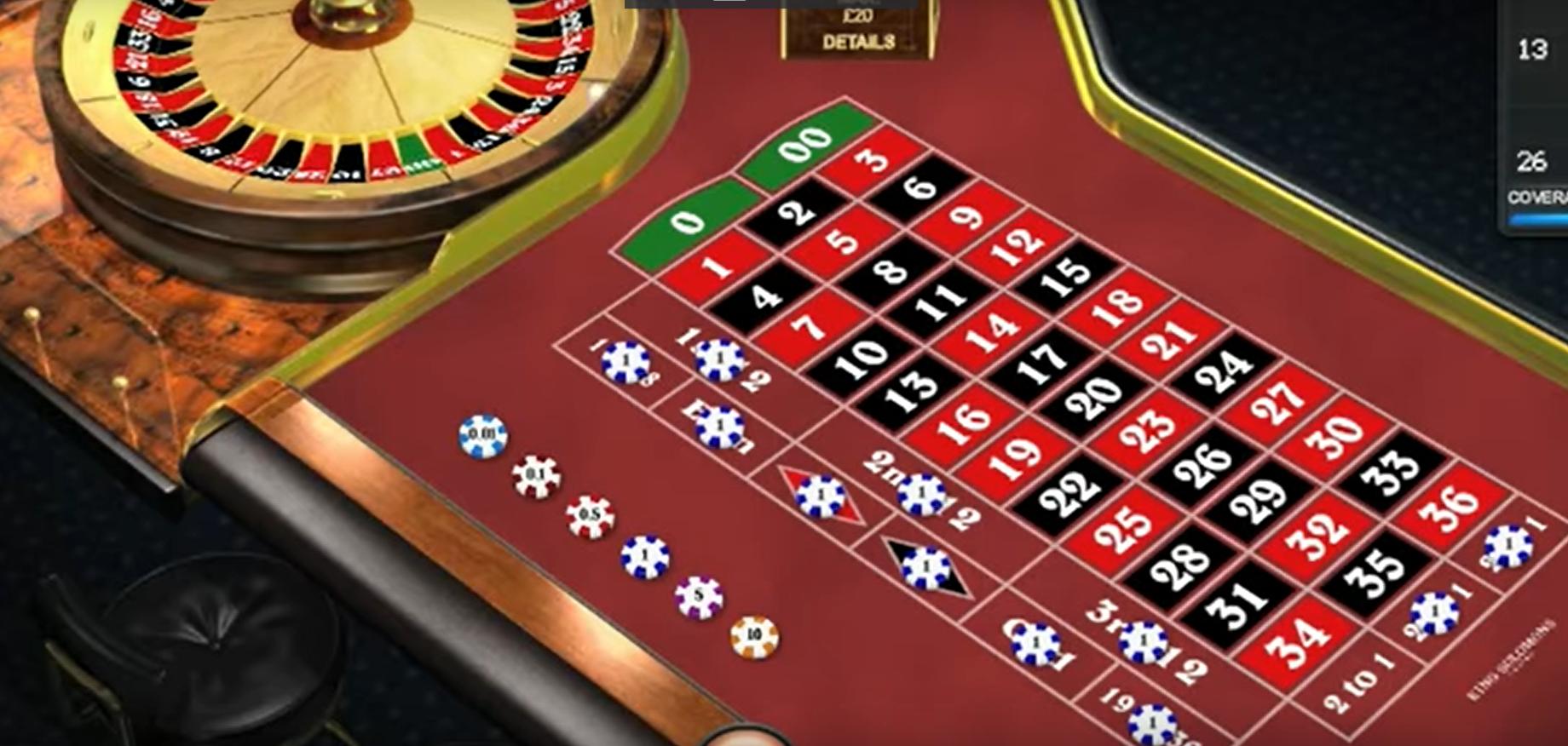 Casino list roulette championship Sehsucht
