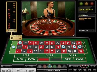 Live roulette Legolas Hayat