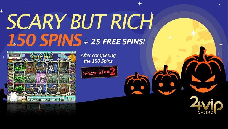 Halloween freespins casino Boss Angela