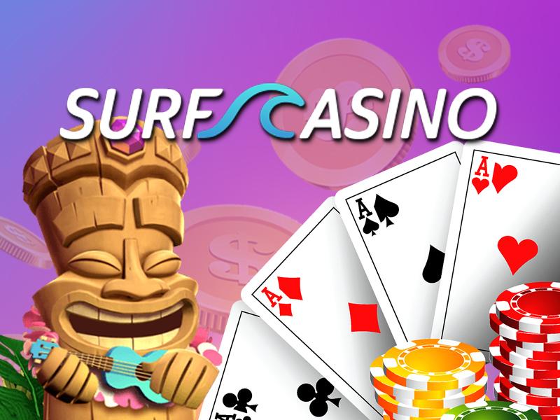 Fördelar med att spela Surf Übernahme