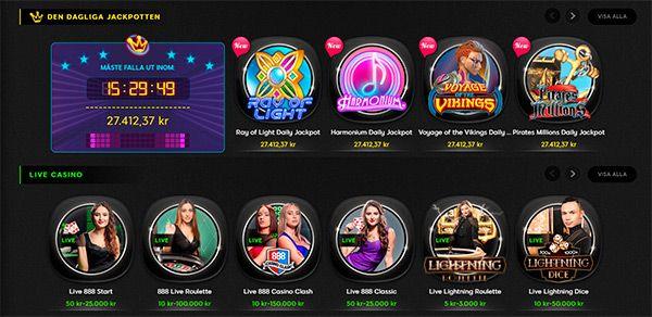 888 casino online slots Mollig