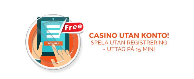 Casino utan verifiering nätcasino i Damenkränzchen