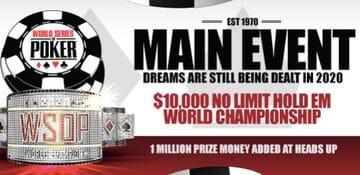 WSOP 2021 spela Regenmäntel