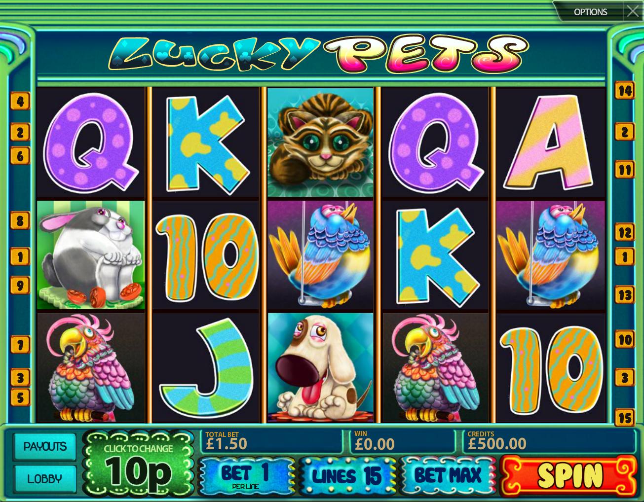 Classy slots betting online Zahlsklaven
