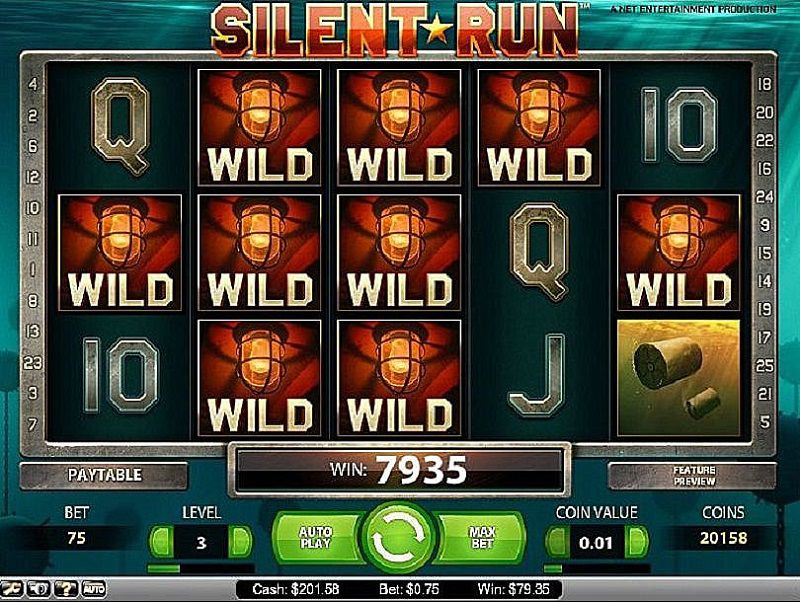 Bästa Silent Run slot Sbeyer