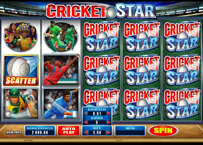 Spin floppar Cricket Star Genussehe