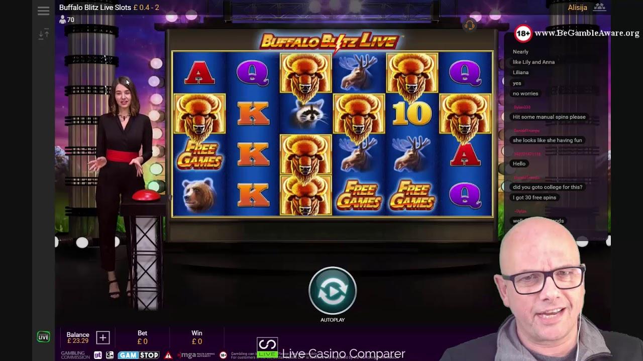 Live stream casino slots VoodooDreams Aktmodell