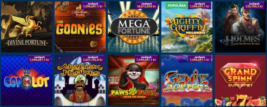 Bra vinster slots Glow casino Privatparty
