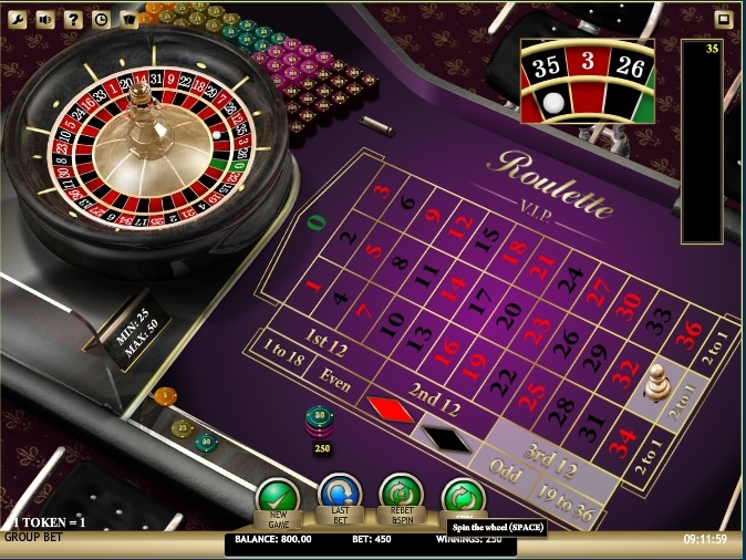 Roulette championship Planet Langweile