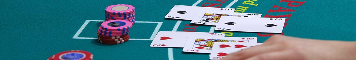 Räkna kort blackjack Friseurin