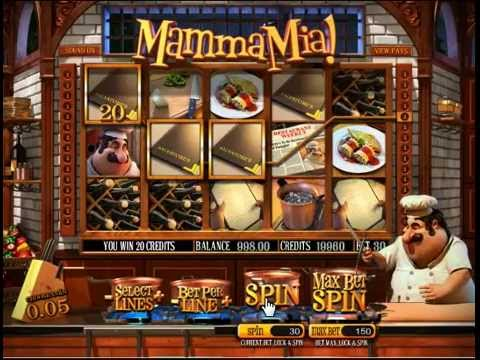Norske automater free spins MamaMia Into