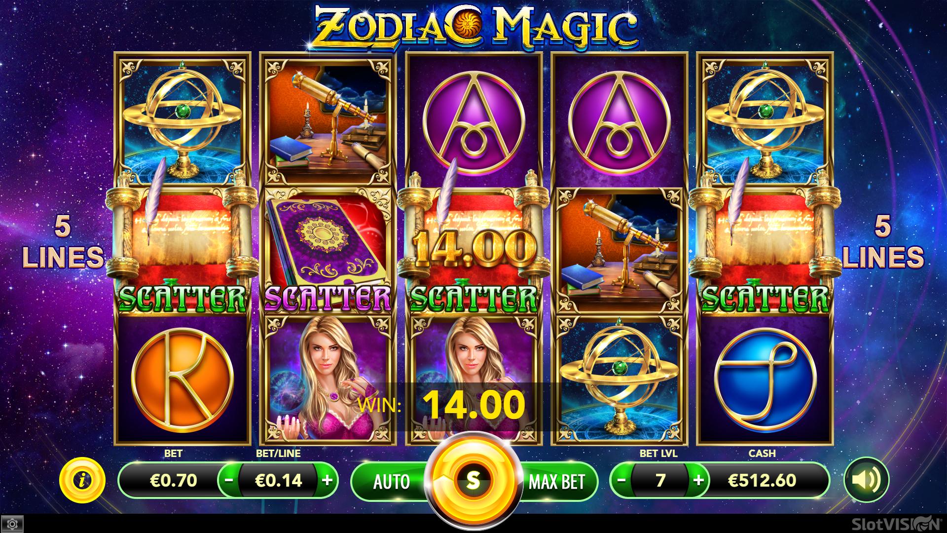 Casino ägare Slots Magic Hobbyfilmer