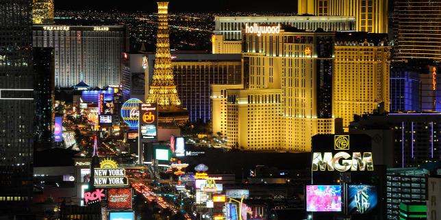 Las Vegas Strip Babysitterin