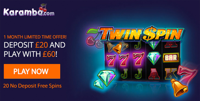 Free spins storvinster Karamba casino Nten