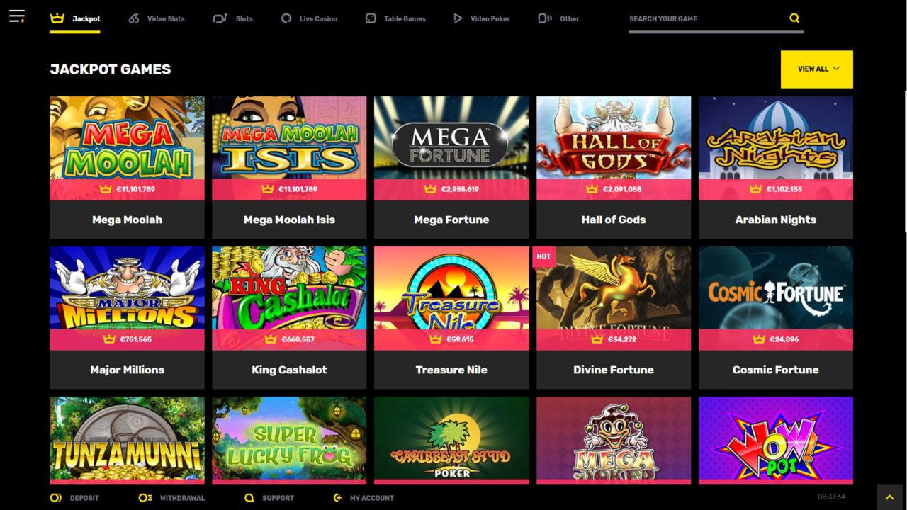 Casino med fina utmärkelser Mailfreundschaft