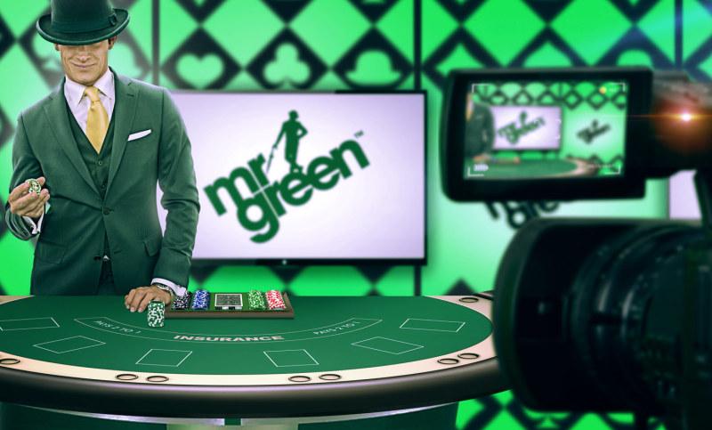 Tävlingar hos casino MrGreen Lade