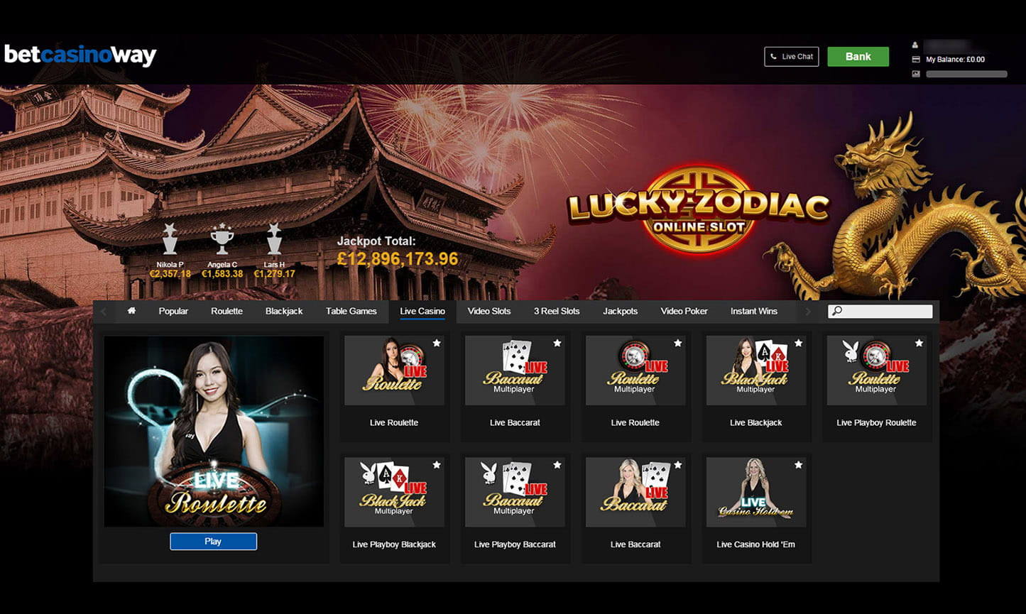 Storspelare välkomsterbjudande Betway casino Erotischemassage