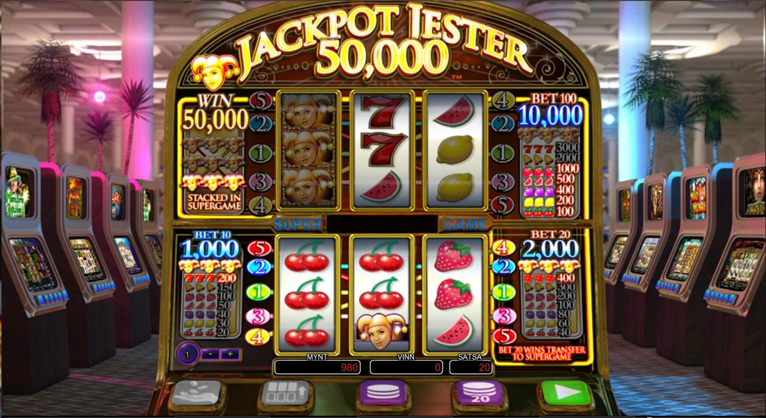 Casino utan regeringen jackpott på Schmetterling