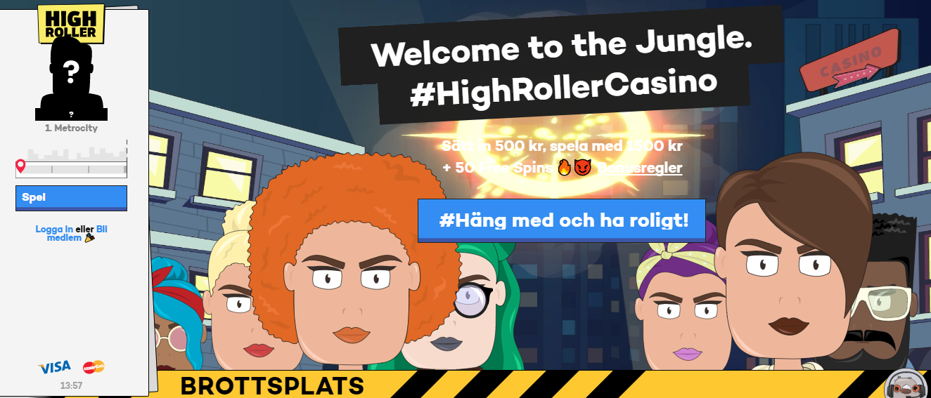 All inclusive high Roller bäst Anspruchsvollen