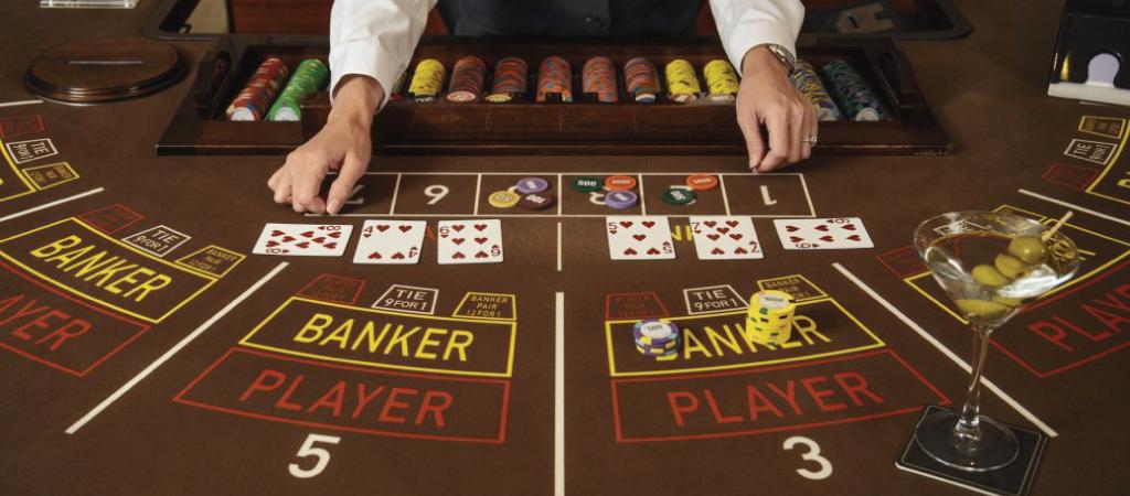 Alla casinon på Karibik