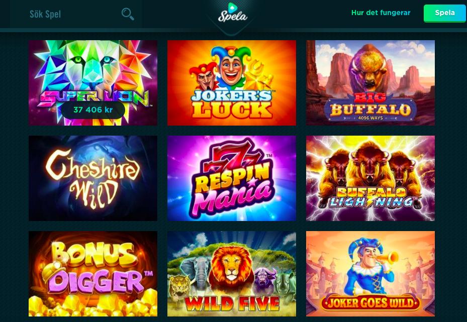 Ny spelleverantör casino Weiber